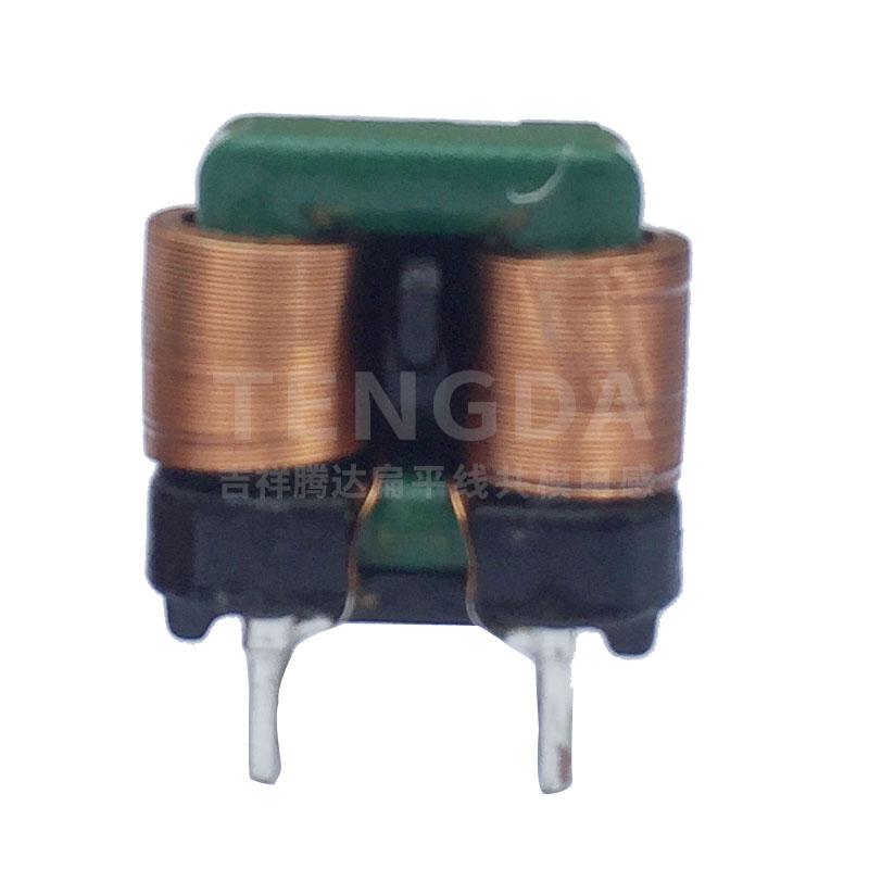 TD1010立式 TD扁平线共模电感