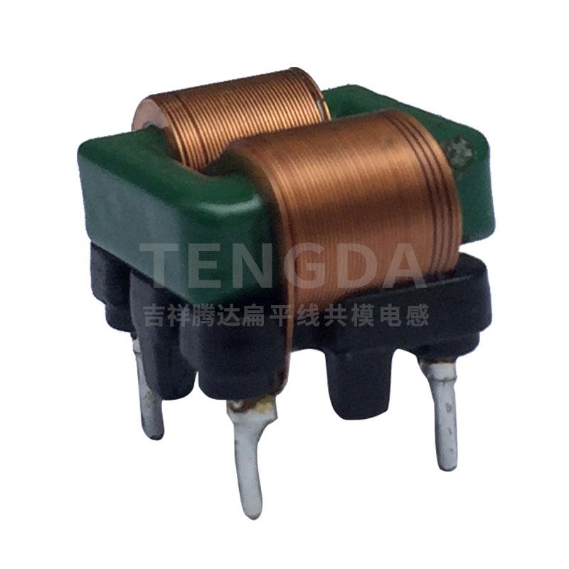 TD1010卧式 TD扁平线共模电感