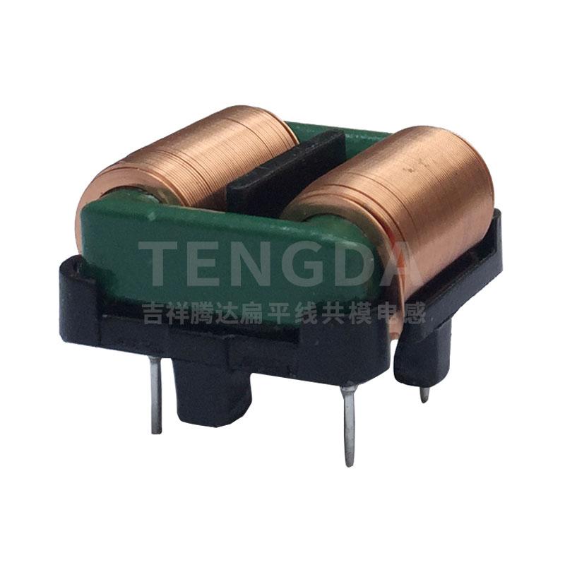 TD1918卧式 TD扁平线共模电感