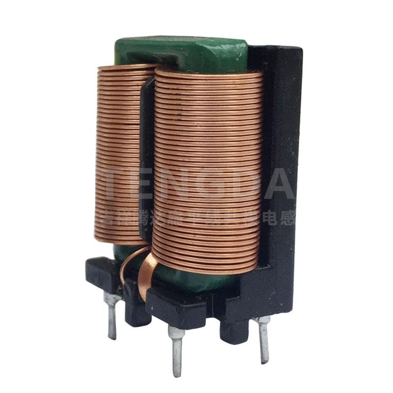 TD2418立式SQ共模电感