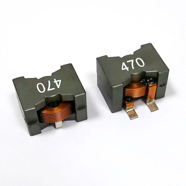 一体成组合式大电流电感