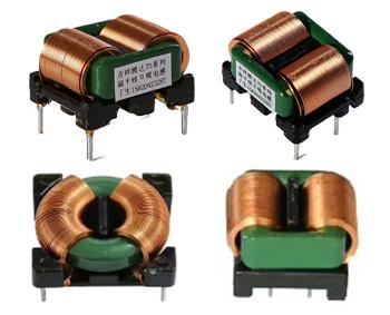 通信5G专用TD SQ扁平线共模电感 4000W